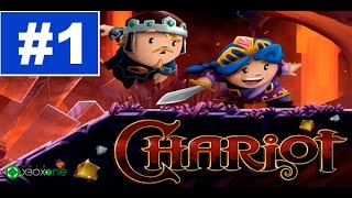 Chariot Gameplay Walkthrough Part 1 (Ps4/Xbox One 1080p HD)