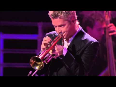 Michael Bublé & Chris Botti -  A Song For You ( Live ) HD