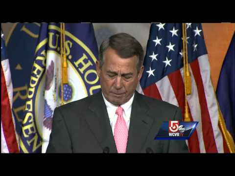 John Boehner describes the moment with the Pope that made him very emotional
