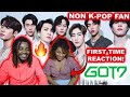 NON-KPOP FAN FIRST TIME GOT7 REACTION! 2019 MAMA Got7 You Calling My Name + Eclipse + Crash&Burn 🔥