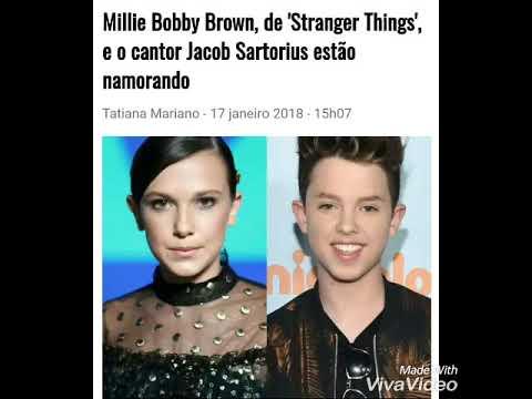Millie Brown Eleven Esta Namorando Com Cantor O Jacob