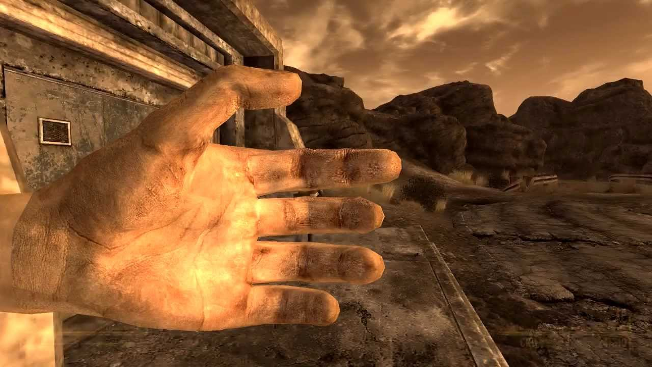 Fallout New Vegas Mods: The Pip-boy 25 - Handheld