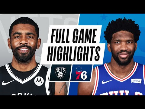 Nets vs. 76ers - Game Recap - April 14, 2021 - ESPN