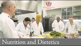 Nutrition and Dietetics at Loma Linda University