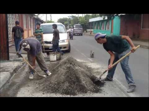 Nicaragua 2013, People and Money Travel Video