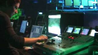 VJ Zanne + DJ Herr Arter @ Heroes of Techno