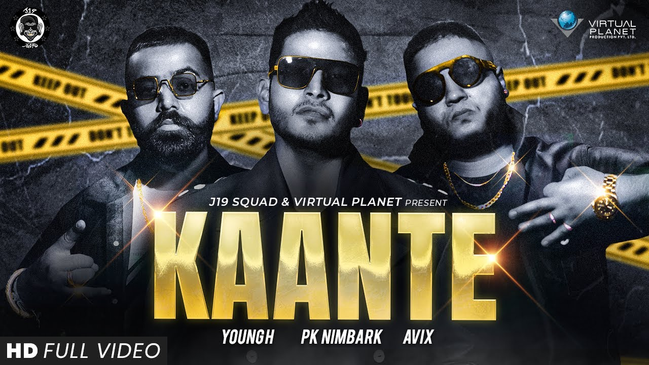 Download J19 Squad - Kaante   Official Video   Latest Drill Song 2021