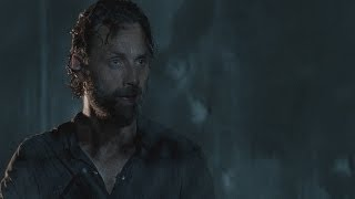 (SPOILERS) Talked About Scene Episode 405 The Walking Dead: Internment