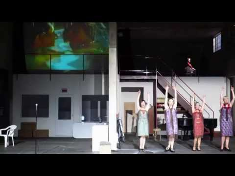 Atemlos - Helene Fischer - Christoph Marthaler - Volksbühne Berlin