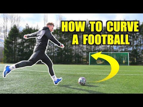 Curve Free Kick Tutorial | Ilaripro Skill School