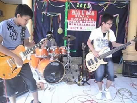 Rasa yang tertinggal (st12) - Oryza band (life performance)
