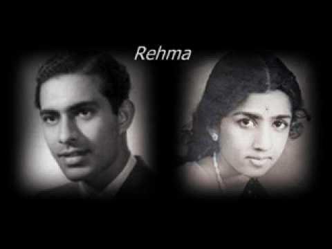 Film Meharbani(1950) Bata aye chand Singers Talat & Lata