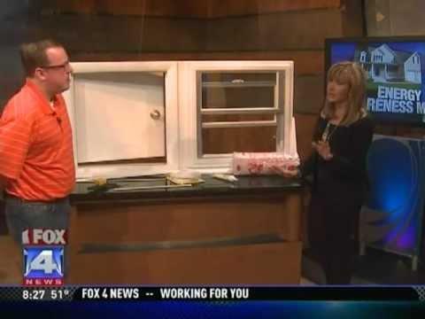 Cinch Door Seals news - 10-12-12 WDAF FOX, Kansas City MO