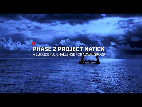 Phase 2 Project Natick, a successful challenge for Naval Group