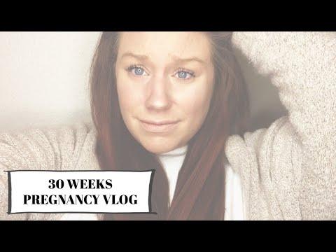 30 Weeks Pregnancy Vlog | Pregnant Update | 30 Weeks Pregnant Symptoms