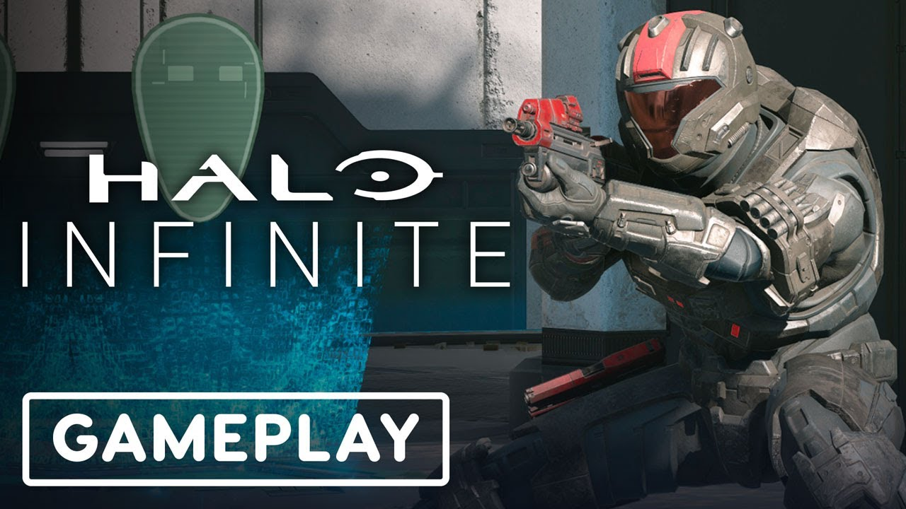 Here's Our First Look At Halo Infinite Gameplay Running On Xbox One