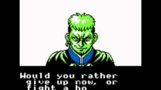 Goenitz (KOF 96 Gameboy)
