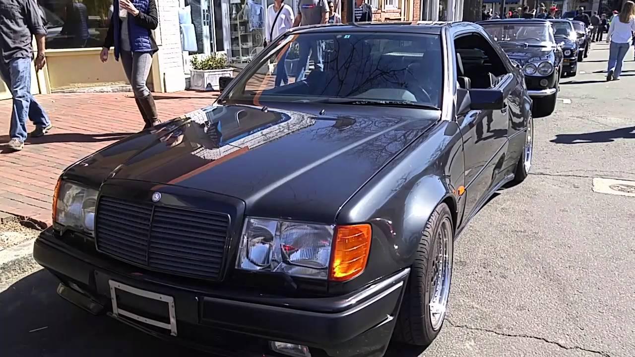 1990 Mercedes Benz 300CE AMG  YouTube