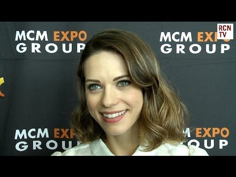 How I Met Your Mother Lyndsy Fonseca Interview - How It Ends