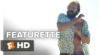 A Bigger Splash Featurette - The Extroverted One: Harry (2016) - Ralph Fiennes Movie HD