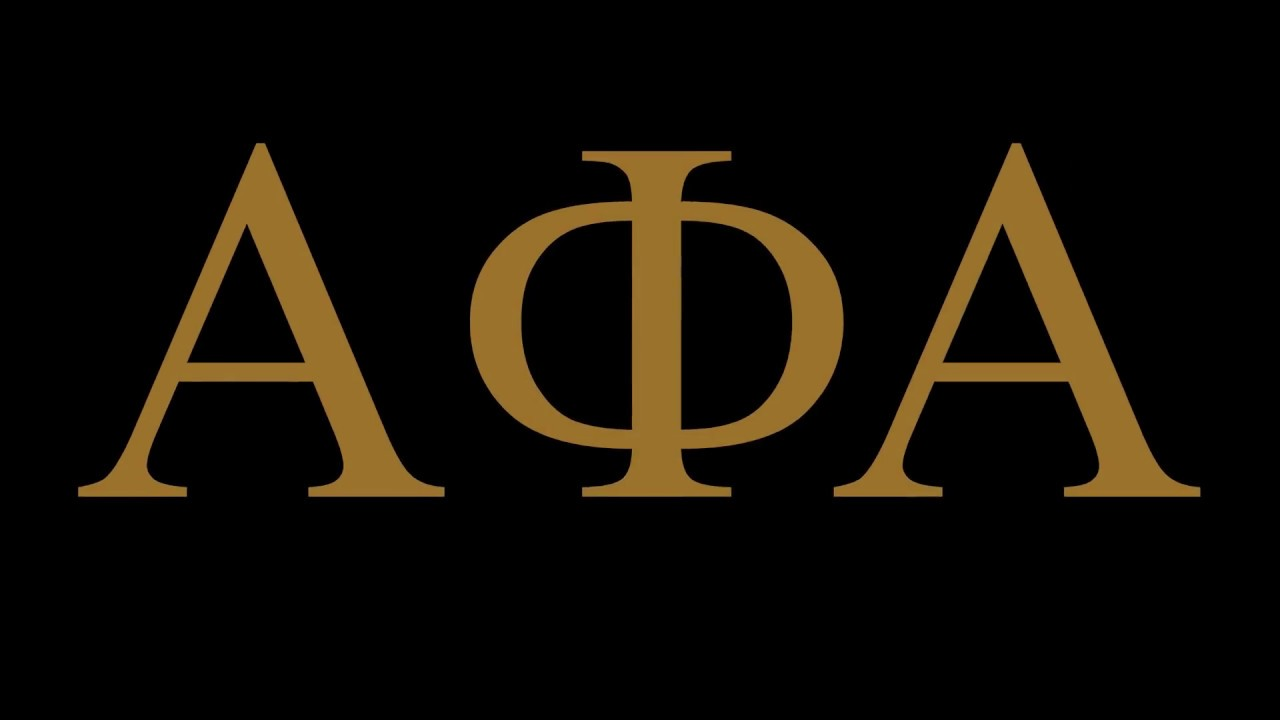 dating an alpha phi alpha Famous greeks famous greeks alpha phi alpha is the first greek-letter she's a member of alpha chi omega, a woman's group dating back to 1885 that now has more.