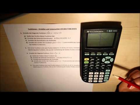 Anwendungsaufgabe Kurvendiskussion from YouTube · Duration:  4 minutes 10 seconds