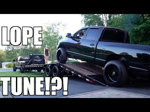TRIPLE TURBO CUMMINS RIDE ALONG!!!! WHY DOES IT SOUND LIKE THIS???