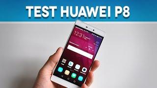 Test du Huawei P8 - par Test-Mobile.fr