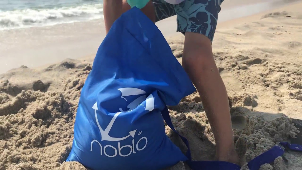 Relax At The Beach with Noblo