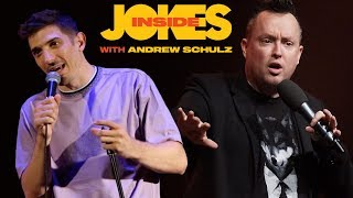 Comedian Sued For 40k Over This Retard Joke | Inside Jokes w/ Andrew Schulz #30