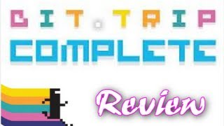 The 8-Bit Eric Show - Bit.Trip Complete (Wii) Review