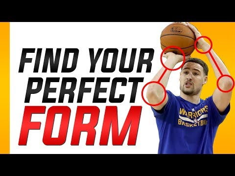 How to Find YOUR Perfect Shooting Form: Basketball Shooting Tips and Tricks
