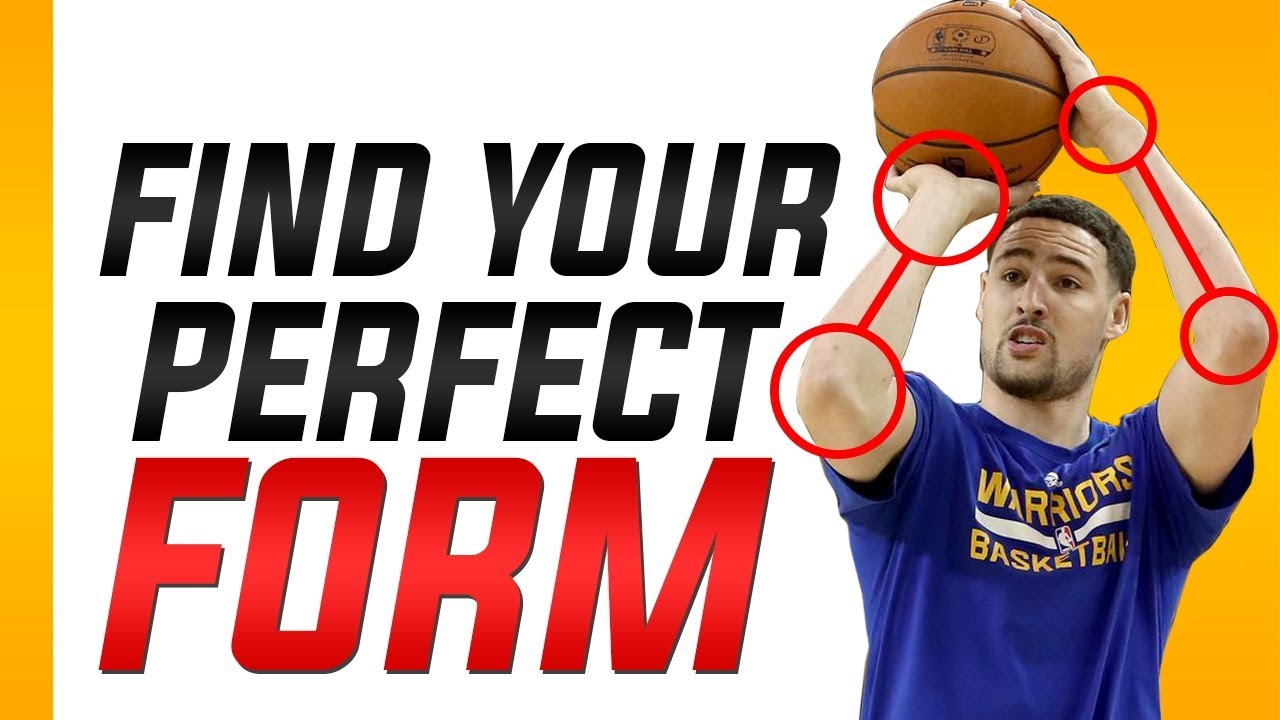 How to Find YOUR Perfect Shooting Form: Basketball Shooting Tips ...