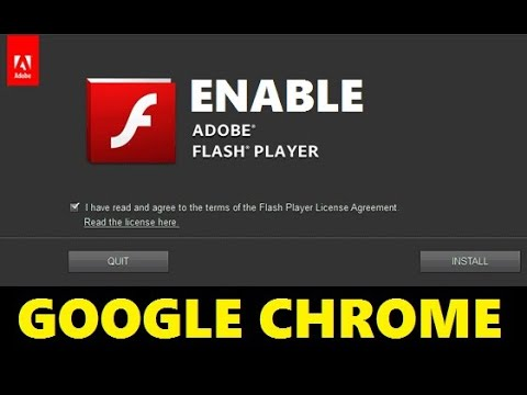 How To Enable Adobe Flash Player On Chrome Browser 2020 | Unblock Adobe Flash Player Chrome