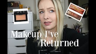 Makeup Products That I