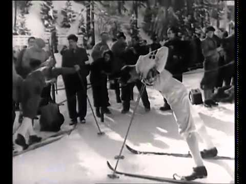 Olympische Winterspiele St. Moritz | 1948 | Historische Filme der Condor Films Zürich