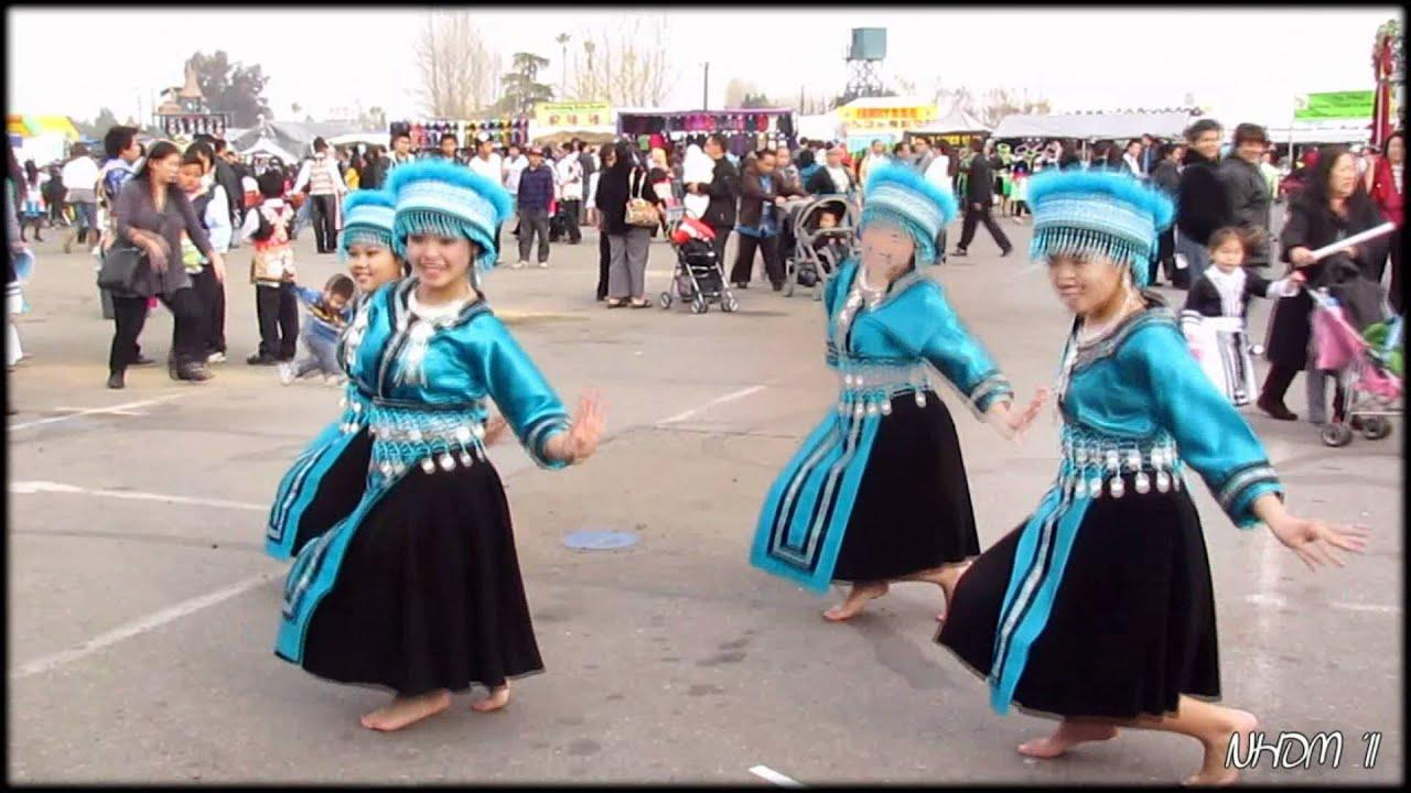 NHDM Perform Live for Hmong TV Network @ Fresno Hmong ...