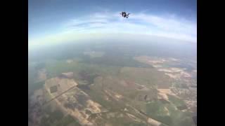 С высоты 4000 м.m4v(Аэродром