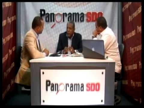 Panorama S D O 16 09 2014 - El diputado Yaco Alberti como invitado especial