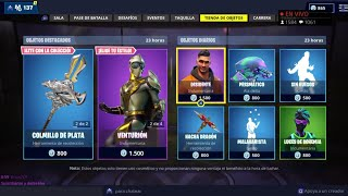 THE *NEW AND LAST STORE* OF FORTNITE TODAY DECEMBER 6TH! NEW SKINS AND BAILES?