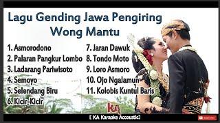 Lagu Gending Jawa Pengiring Wong Mantu FULL ALBUM