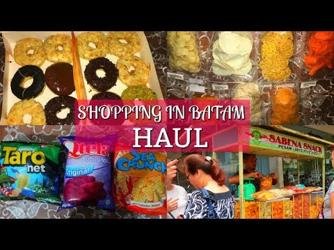 What To Buy In Batam? Let's Check Out My Batam Shopping Haul | Travel Vlog Batam, Indonesia
