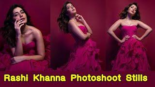 Rashi Khanna Photoshoot Stills