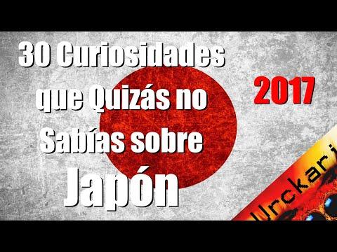 30 Curiosidades que Quizás no Sabías sobre Japón