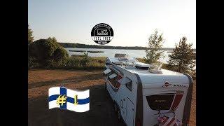 Womo Finnland Rundreise #1 - Vom Altstadtspaziergang bis VAALIMAA Camping