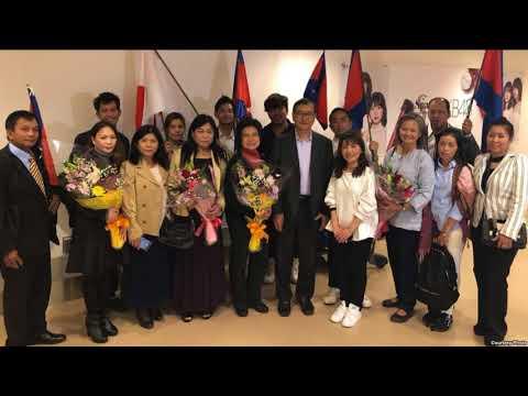VOA Khmer Radio Morning ,Khmer News Today,One World News