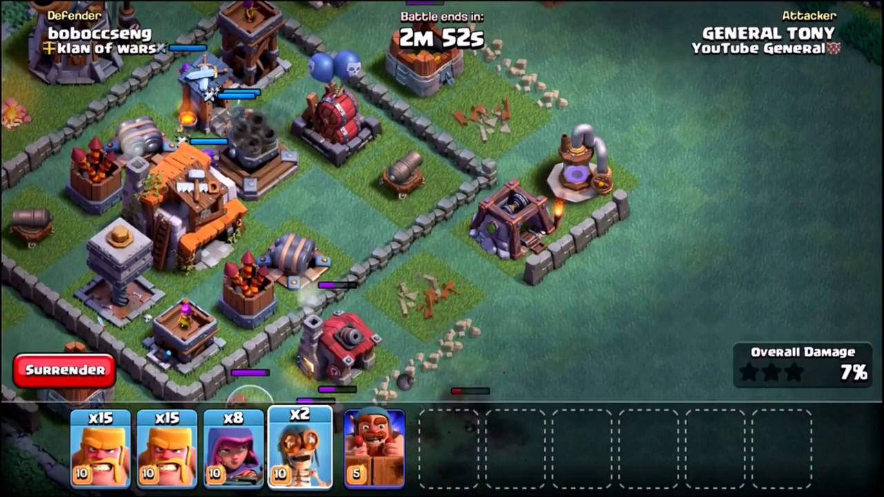 Best Th 5 Builder Base 2