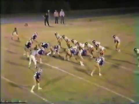 1984 Flint River Academy Wildcats at Brentwood School War Eagles (football)