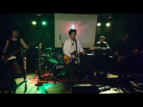 """ObsCure(The Cure tribute band)-""""Shake dog shake"""""""