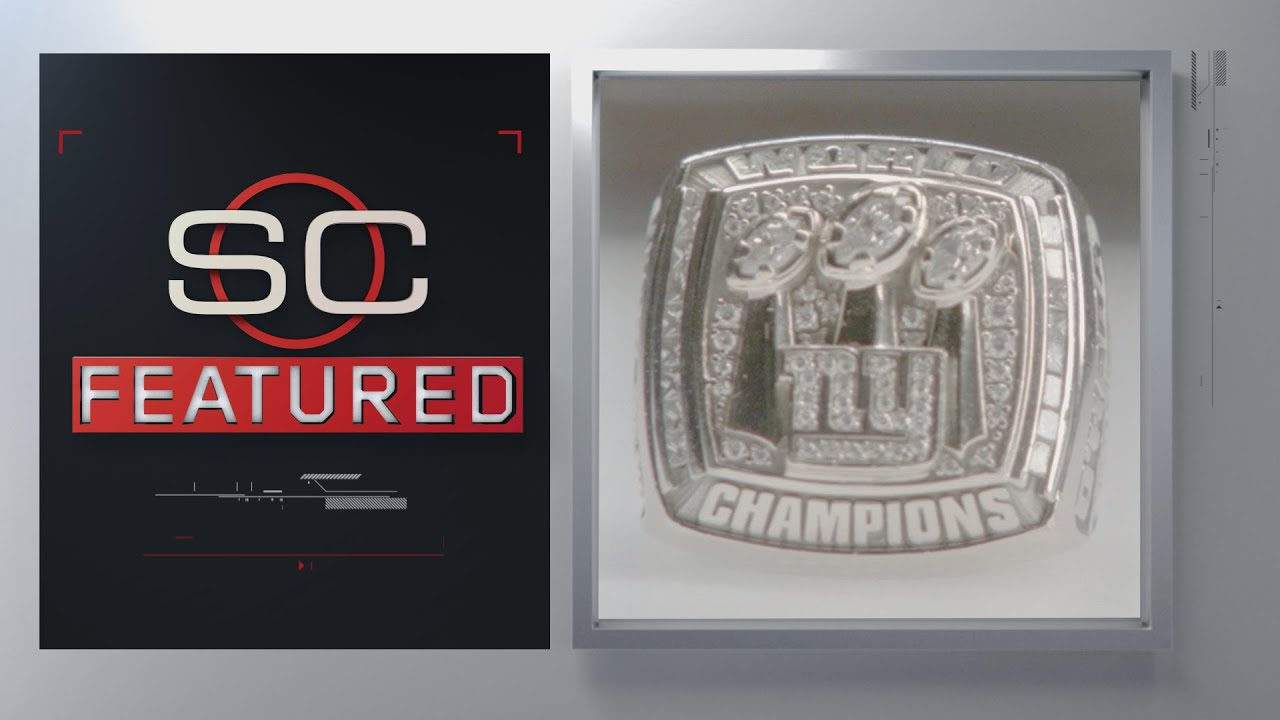 The story of the New York Giants' stolen Super Bowl rings | SC Featured